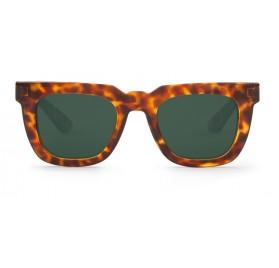 Cheetah Tortoise Melrose with Classical Lenses de Mr. Boho