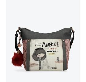 Bandolera Estampada 29882-07 de Anekke Couture