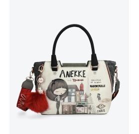 Bolso Tote Estampado 29881-53 Couture de Anekke
