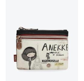Monedero Estampado Madeimoselle 29888-02 Couture de Anekke