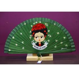 Abanico Madera 5176 Frida de Aire Distinto
