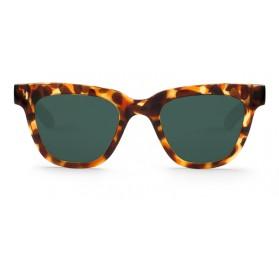 Cheetah Tortoise LETRAS with Classical Lenses de Mr.Boho