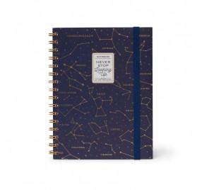 Cuaderno Espiral A5 de LEGAMI