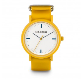 RELOJ SPORTY HONEY BLUE DE MR. BOHO