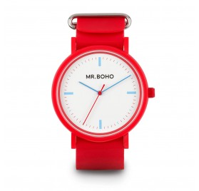 RELOJ SPORTY SPICY LIGHT BLUE DE MR. BOHO