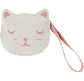MONEDERO CUTIE CAT FACE, de SASS&BELLE