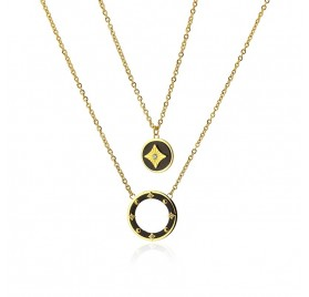 Collar Doble COA903 de Anartxy