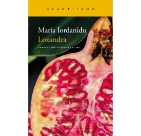 LOXANDRA. MARIA IORDANIDU