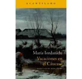 VACACIONES EN EL CAUCASO. MARIA IORDANIDU